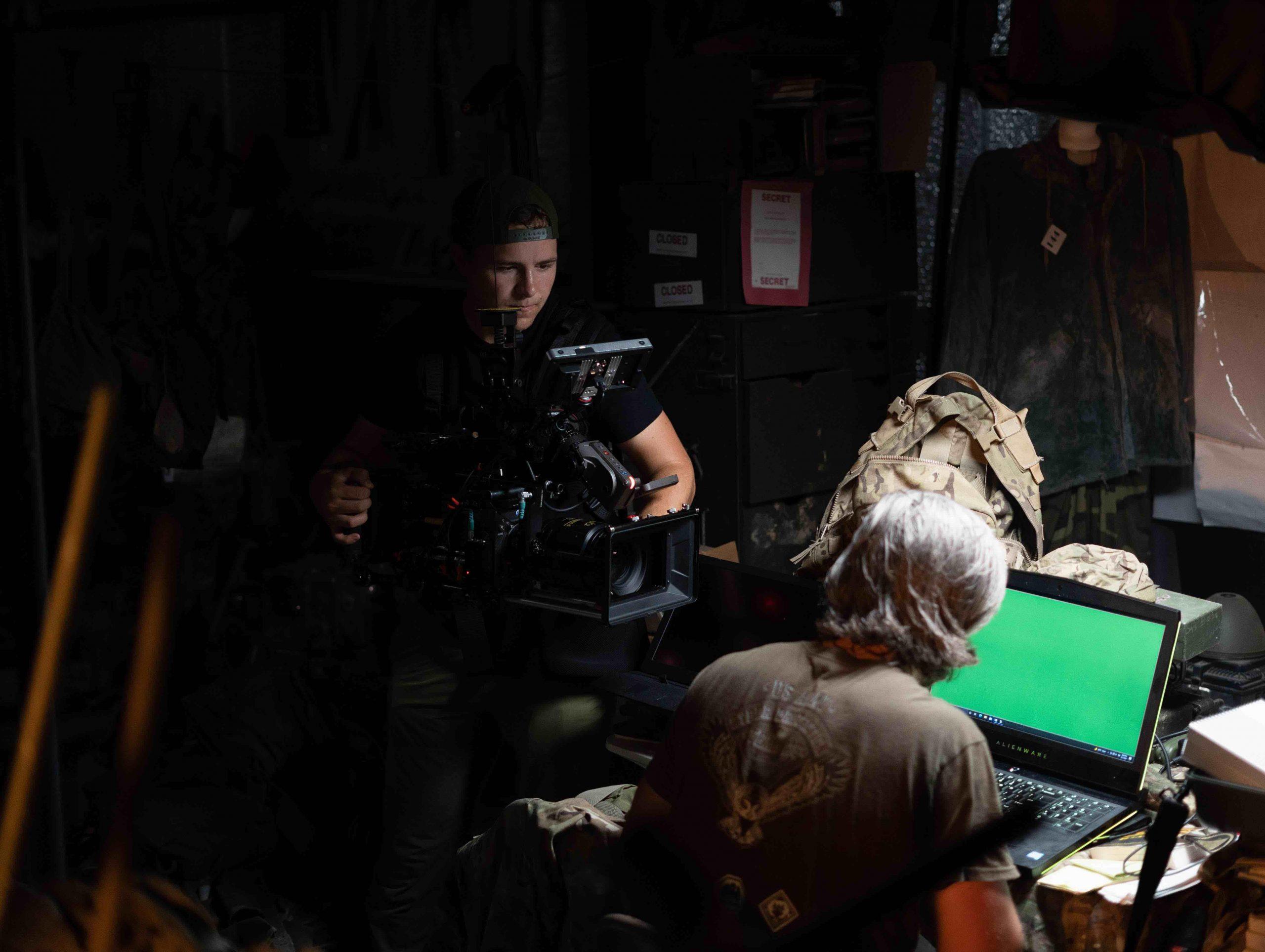 His Grace Productions - Waco Videographer, Business Video, Feature Films